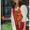 Apfelkönigin