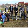 Spatenstich Kindergarten Obermögersheim