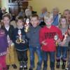 Kindergarten Vorschulkinder zu Besuch im Altenheim