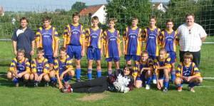 B-Junioren 2006/2007