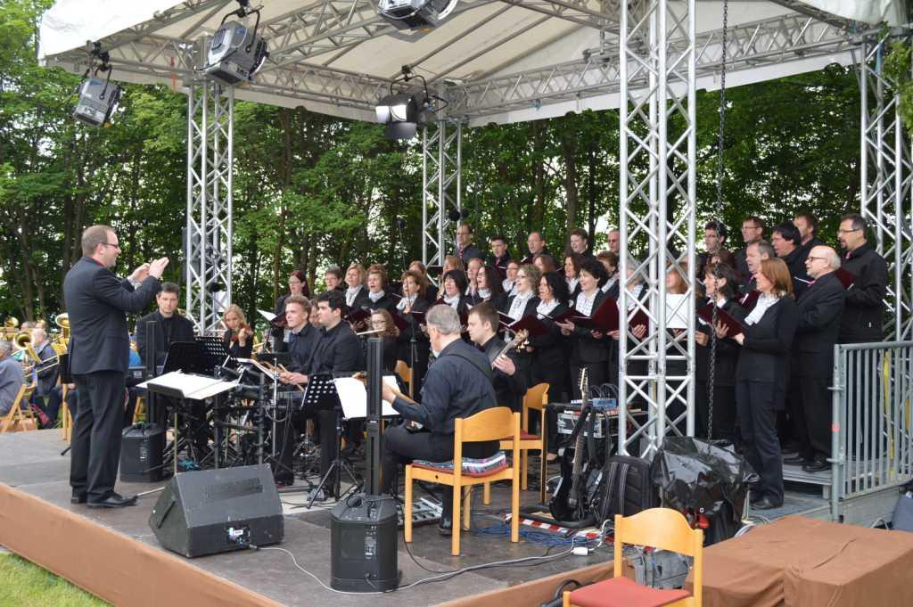 Kirchentag Hesselberg